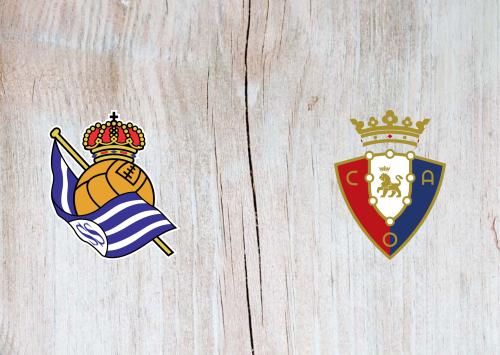 Real Sociedad vs Osasuna -Highlights 03 January 2021