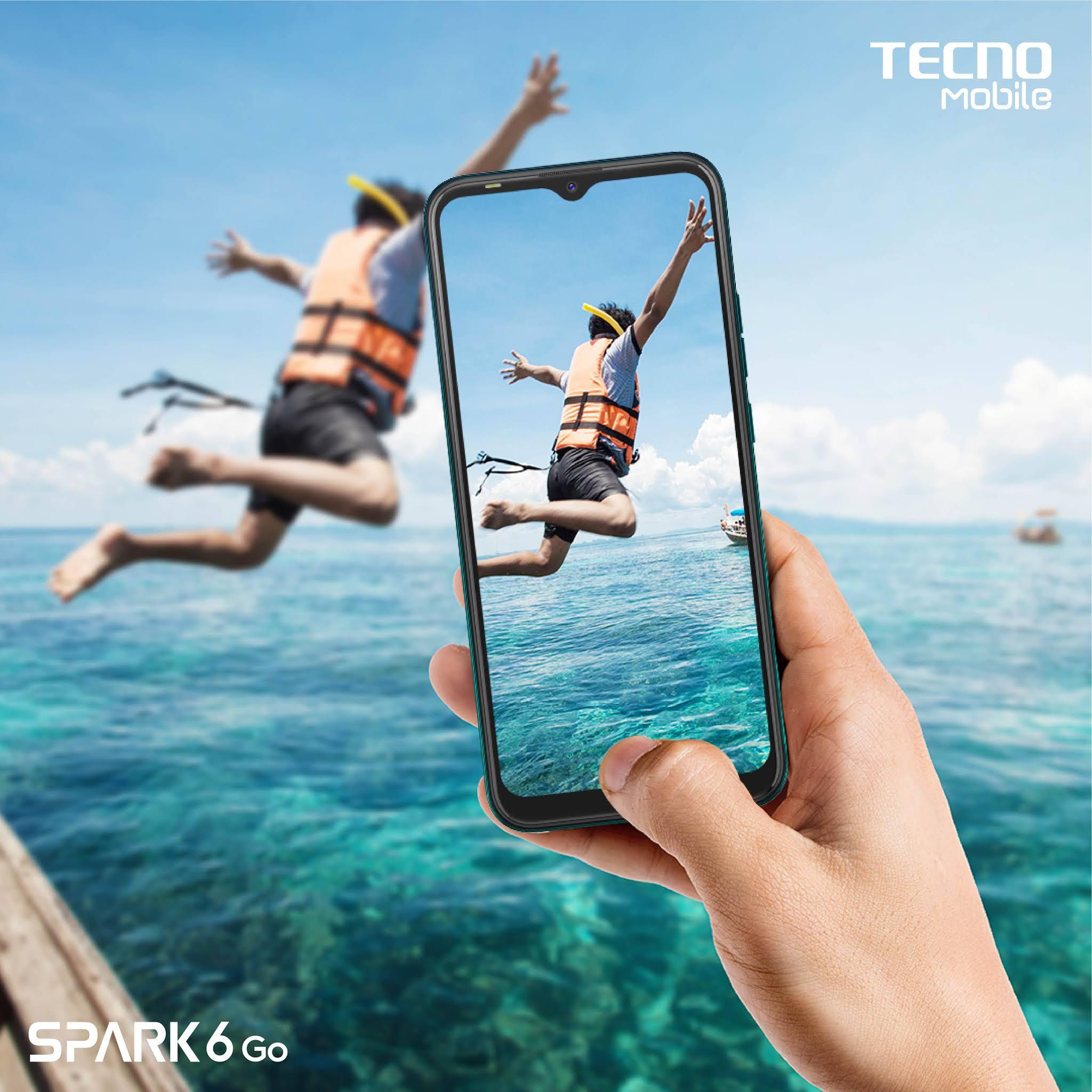 TECNO Mobile Sparks