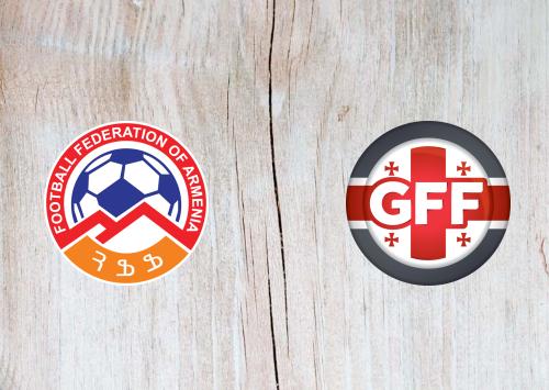 Armenia vs Georgia -Highlights 11 October 2020