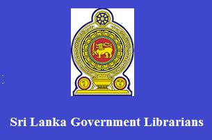 Sri Lanka Government Librarians