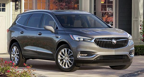 Burlappcar: 2021 Buick Enclave