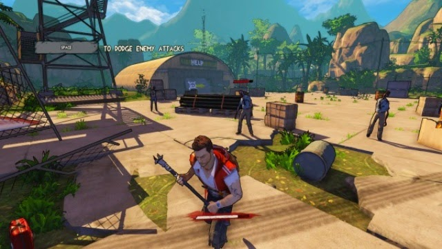 Escape Dead Island PC Games Gameplay