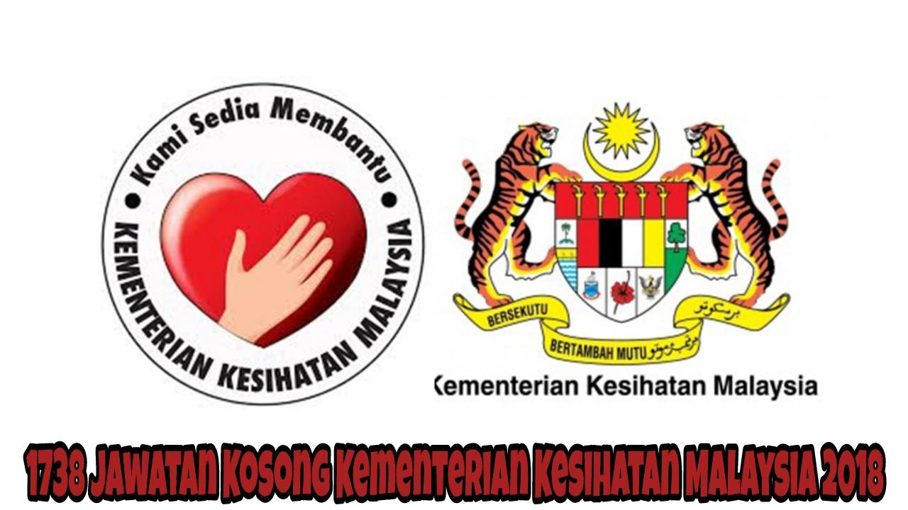 jawatan kosong kementerian kesihatan malaysia 2019