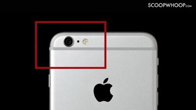 Inilah Fungsi Sebenar 2 Garisan Antara Kamera dan Lampu Flash iPhone