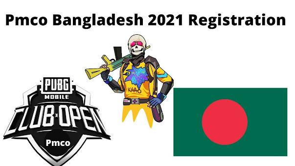 Pmco Bangladesh 2021 Registration