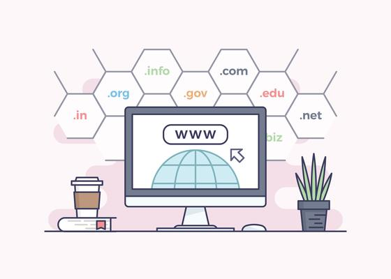 Macam-Macam Domain Internet Beserta Fungsi dan Contohnya