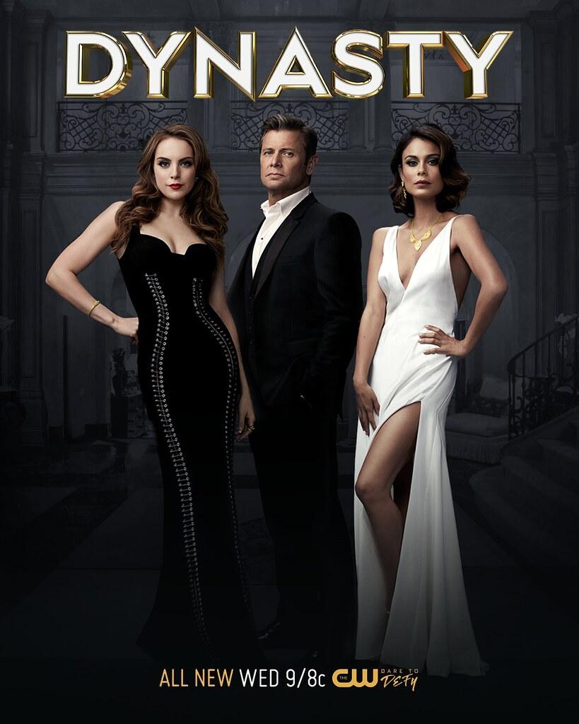 Dynasty Temporada 3 Ingles Subtitulado 720p