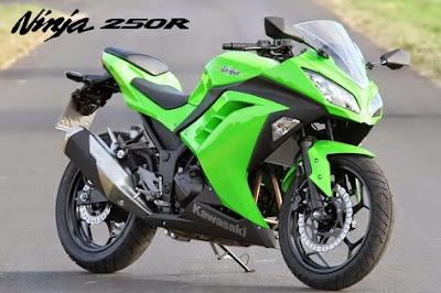 Cara Ampuh Upgrade Performa Kawasaki Ninja 250 FI