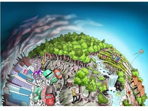 Kekayaan dan Kepunahan Alam