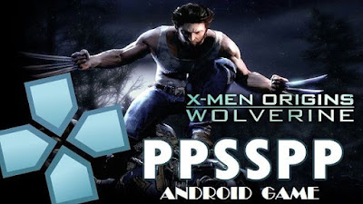 X-men Origins_Wolverine PSP Iso Download for Android
