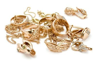 Экспертиза золотых украшений