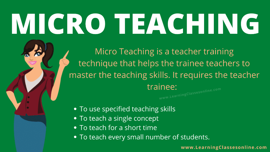 steps of micro teaching, principles of micro teaching, types of micro teaching, process of micro teaching, what is micro teaching skills, phases of micro teaching, stages of micro teaching, objectives of micro teaching, micro teaching,