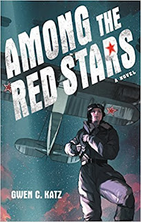 Among the Red Stars by Gwen C. Katz, book cover