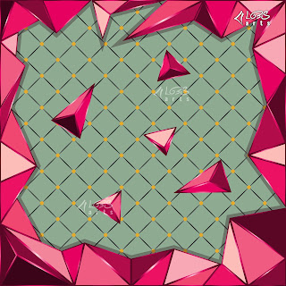 Stylish Modern Abstract Design for Background & Backdrop
