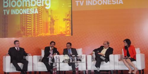 InfoGaya TV: Bloomberg Television Umumkan Kerjasama Di Indonesia