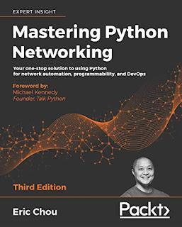 Mastering Python Networking PDF Github