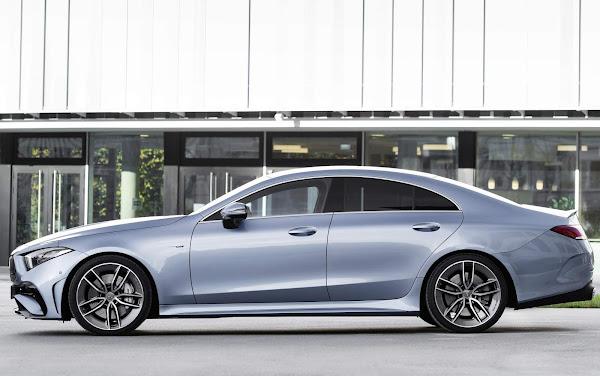Mercedes-Benz CLS 2022 ganha facelift e aperfeiçoamentos - fotos