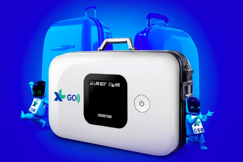mifi xl go modem portable