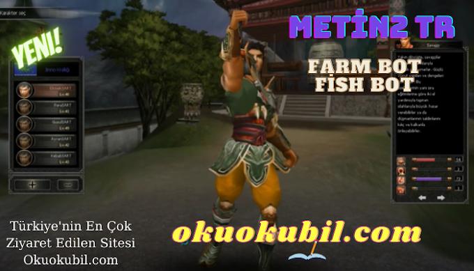 Metin2 TR  GF Farm Bot, Fish Bot 7x Damage Wallhack Hilesi İndir