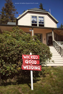 Marit + Dave: A Wicked Good Wedding! 6