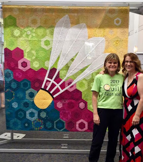 KCRQF quilt challenge winner - quilt by Trisch Price and Julie Rounds