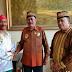 Raja Skala Brak Kepaksian Belunguh dukung Ike Zam dalam Pilkada Balam
