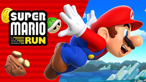 Super Mario Run arrives on Android