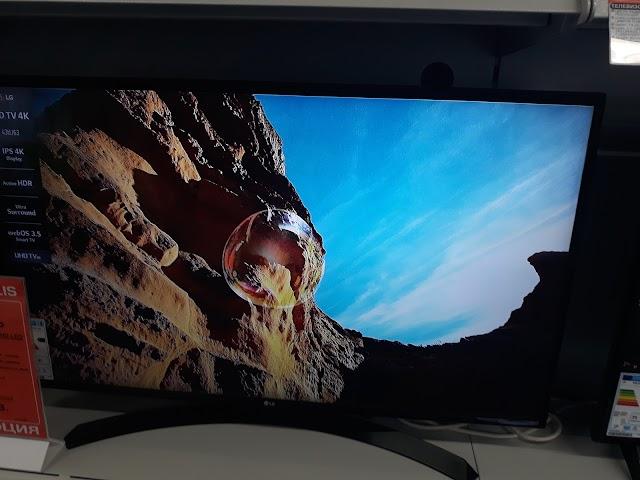 LG 43UJ635V - my favorite 43 inch 4k TV reviewed