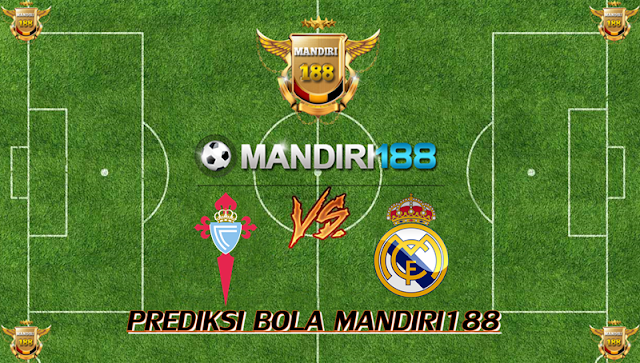 AGEN BOLA - Prediksi Celta Vigo vs Real Madrid 8 Januari 2018