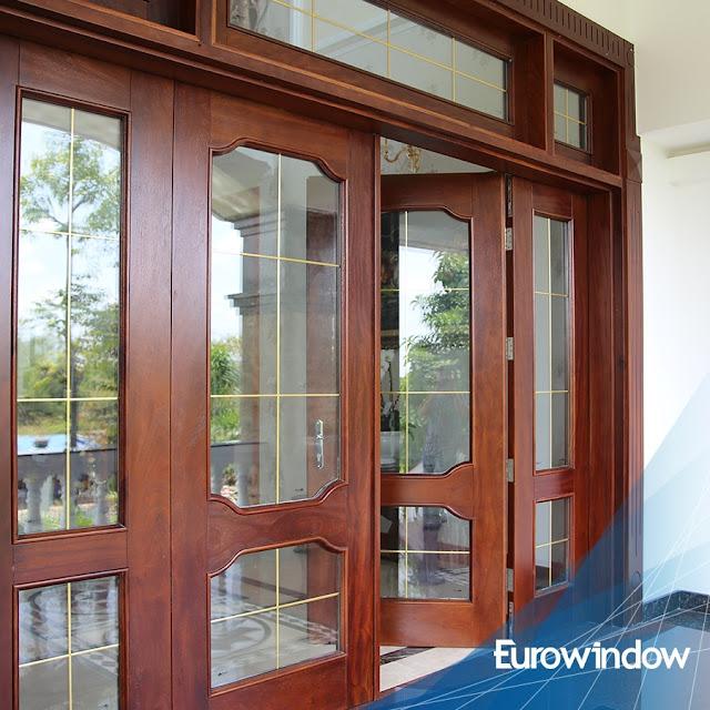 Eurowindow-Cửa Gỗ