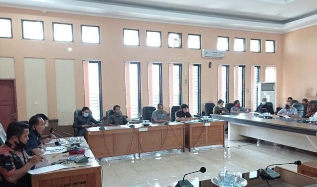 Komisi III DPRD Sinjai Gelar RDP, Ini yang Dibahas