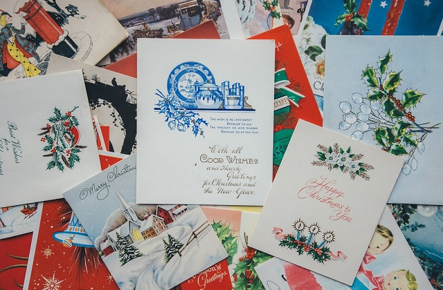 The Essence of Christmas Cards