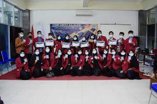 """UKM AL-Ilmi Universitas Tulang Bawang Lampung Sukses Gelar LDK Dengan Tema """"Lead Your Self Lead The World"""""""