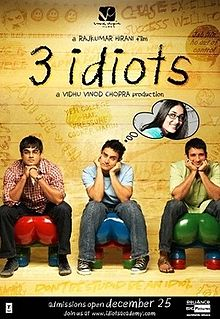 3 Idiots 2009 Hindi Repack