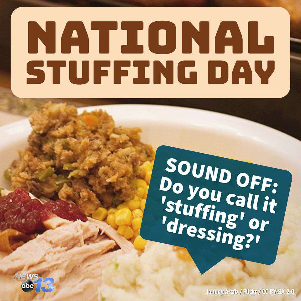National Stuffing Day Wishes Awesome Picture