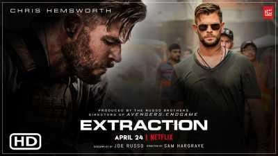 EXTRACTION (2020) Hindi + Eng + Telugu + Tamil Dual Audio Movie Download HD