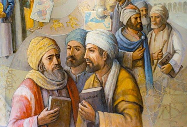 8  من أهم علماء العرب