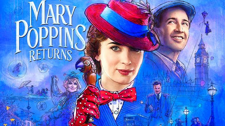Download Mary Poppins Returns Subtitle Indonesia  - Dunia21