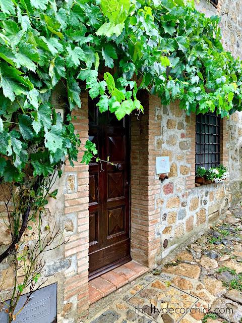 Airbnb in Monticchiello Italy