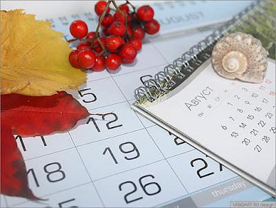 изготовление квартальных календарей, календари заказ