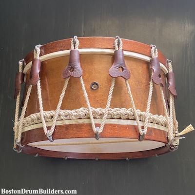I. E. White Drum, ca. 1870s