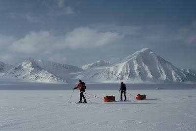 Spitsbergen Crossing