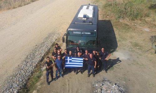Επτά περίπου μήνες κρατούν οι αποσπάσεις των διμοιριών υποστήριξης στον Έβρο. Πρόκειται για αστυνομικούς από την Ήπειρο που βρίσκονται να υπηρετούν στα σύνορα λόγω των έκτακτων αναγκών που έχουν προκύψει.