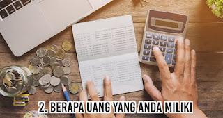 Berapa Uang yang Anda Miliki?
