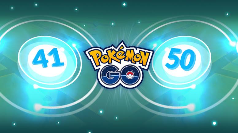 Pokémon GO Recompensa de Nível