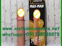 Alat Bantu Pria Kondom Sambung Max-man 30MM
