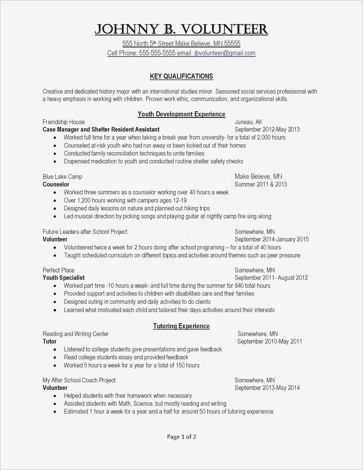 camp counselor resume examples, camp counselor resume examples 2019, camp counselor resume objective examples 2020, resume examples for camp counselor,