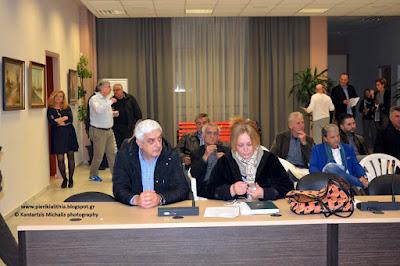 Δημοτικό Συμβούλιο Κατερίνης. Ενδιαφέροντα θέματα στην σημερινή συνεδρίαση, που θα έχουν και συνέχεια...