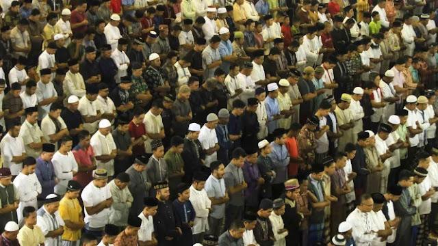 Satu Jamaah Tiba-tiba Pingsan, Tarawih di Masjid Ini Batal Digelar