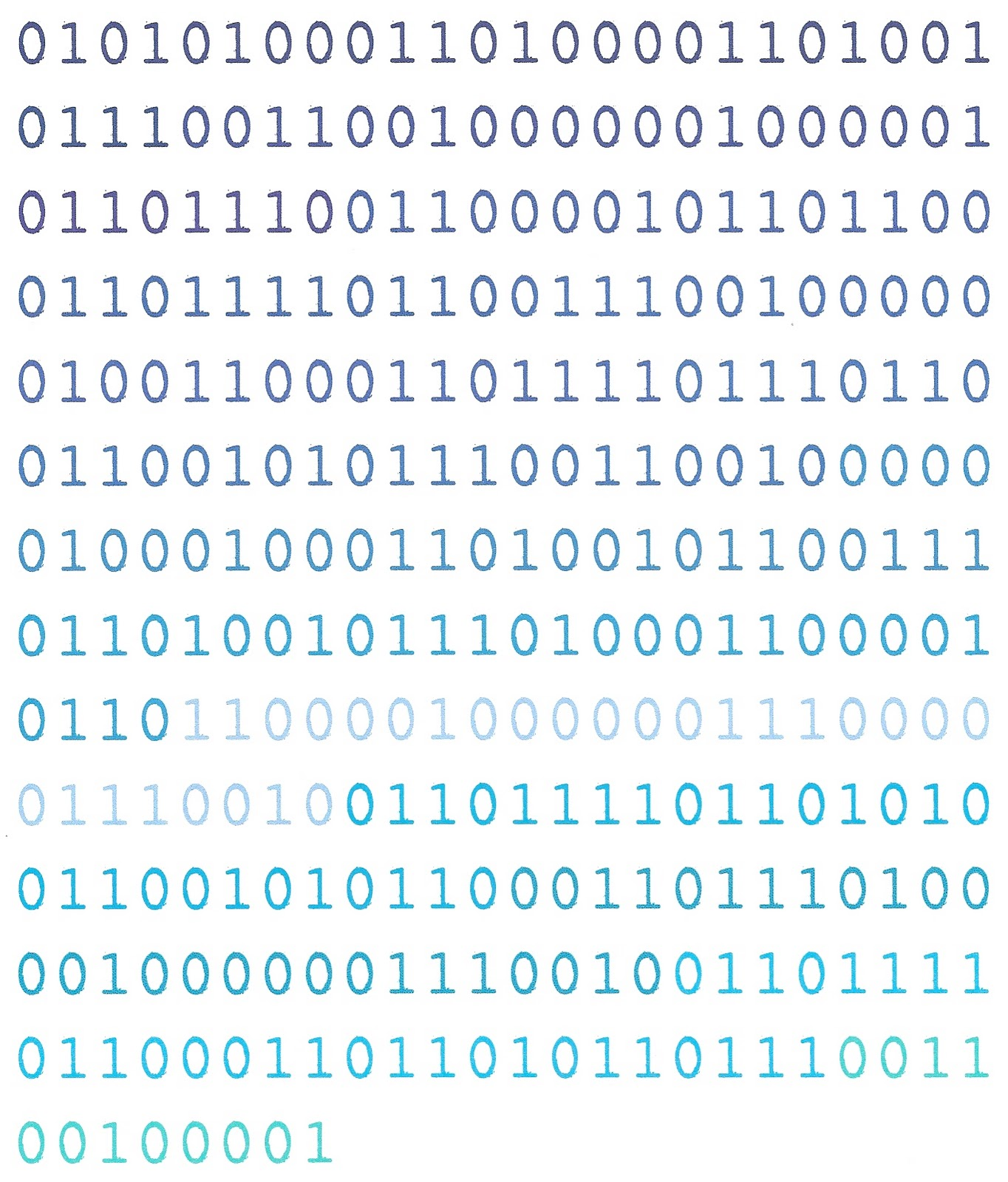 Perl script to convert binary file to hex